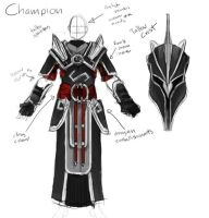 Void Champion Update Sketch - v2 by Halfingr
