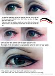 Eye's make up tutorial Part 2 by YukiChristy