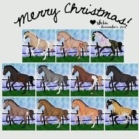 Christmas 2011 by shiasgraphics
