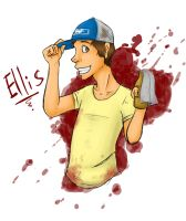 Long Time No Ellis by SteveHoltisCool