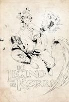 Legend of Korra by 2ngaw