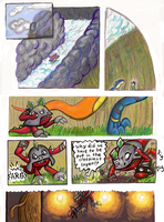 DXT Round 3 page 1 by cupil