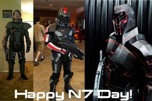 N7 Day 2014 by bobsideways