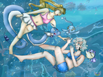 CE: Under the Sea by StefBani