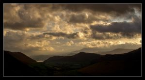 Lake District, just after dawn by ExSLR