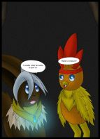 PMD - Herald of Darkness - Chapter 03 - Site 23 by Icedragon300