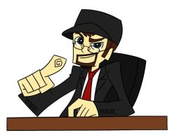 Nostalgia Critic WIP by otakugal15
