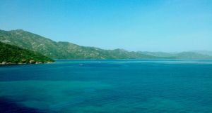 The Island of Haiti by aczi16