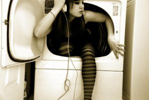 dryer music ?? by brittsperspective