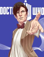 11th Doctor by nicoy