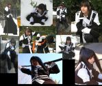 Kanda D. Gray Man -for sale by Mizu-Neko29