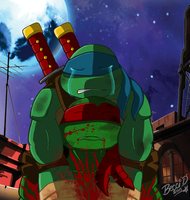 I am so Sorry Raph... by Mysterious-D