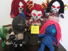 Carnies for Sale by Rei2jewels
