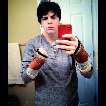 The Maze Runner Thomas cosplay by temari9100