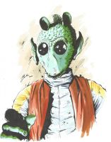 Greedo by MikimusPrime