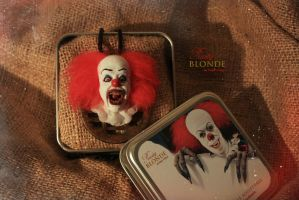 Pennywise pendant by imge