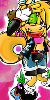 Contest Entry :Crystal new desing: by Eversgreen13