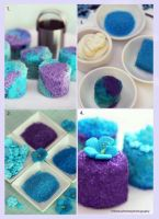 Mini Finger Cakes (w/ Simple Instructions) by theresahelmer