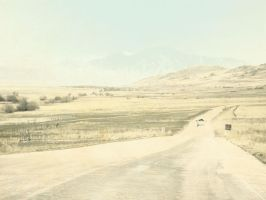 the dirt Road by Rini-Dragoone