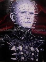 Pinhead by runedimages