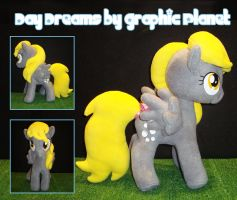 My Little Pony Derpy Hooves Plush by GraphicPlanetDesigns