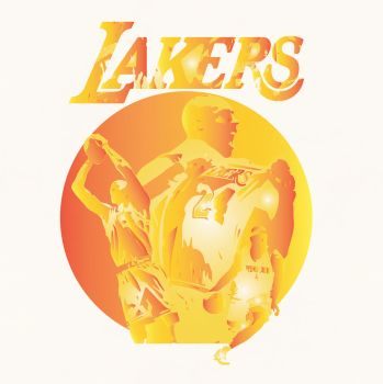 LA Lakers by istvanantal