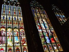 stained glass 2 by KTVL-resources