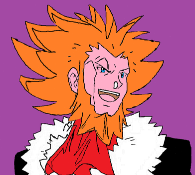 Lysandre by RetroPokeFan