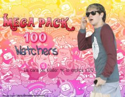 PACK 100 WATCHERS by LobitoDirectioner
