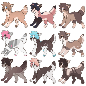 Cheap Adopt Batch (CLOSED) by TwoPhoenixAdopts