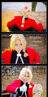 Edward Elric by Witchiko