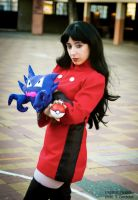 Gym Leader Sabrina - Pokemon by Neferet-Cosplay