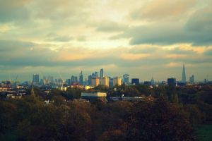 Primrose Hill by kamolly