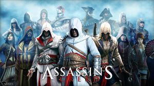 Assassins creed wallpaper widescreen by dragonxboy55