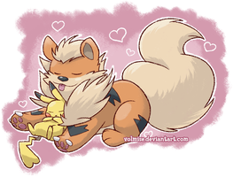 Fluff by Volmise