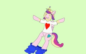 Cadance Transformation Commission by Bronytwin02