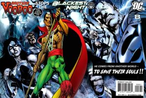 Brother Voodoo saves the DC Zombies! by Gwhitmore