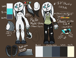 Rello alt. Reference by Rellosaur
