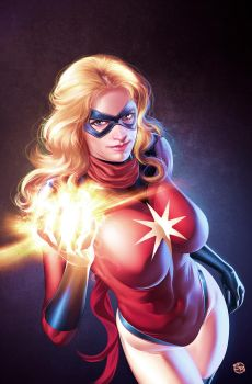 Miss Marvel3 by Rennee