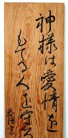 COMISSION shodo by carmenharada