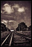 Track to nowhere... by MishaART