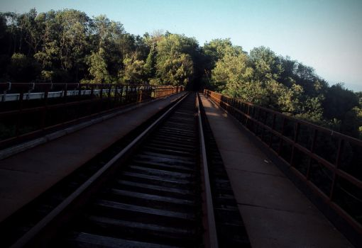 Old Railroad by DrM94