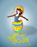 Happy Easter by rodrev