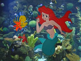 The Little Mermaid by AreteEirene