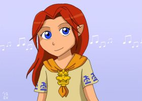 Young Malon by Xippe