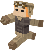 Hayashida Heihachi Minecraft Skin (With Download) by ArchdukeQWA