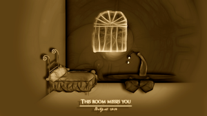 This room misses you4 by BetoGDL1