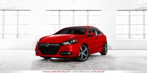 2013 Dodge Dart R/T 18 - Press Kit by notbland