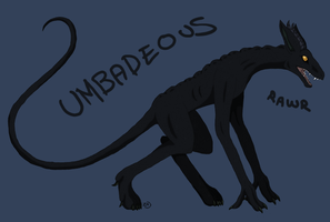 Umbadeous Design 1 by Astropteryx