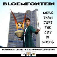 Bloem - City of Roses by SouthernDesigner